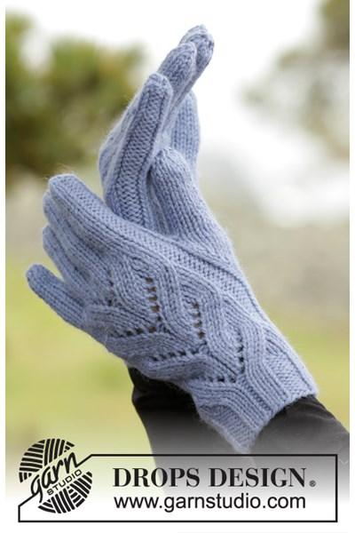 Breipatroon Handschoenen
