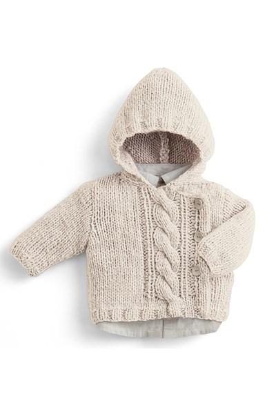 Breipatroon Baby vest