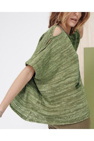 Breipatroon Dames trui
